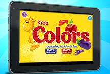 Learning Colors for Kids