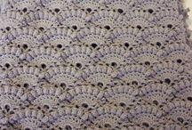 Crocheting and knitting / Nápady na háčkování a pletení
