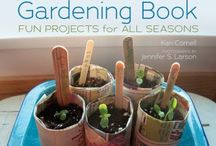 All about gardening! / Picture books about gardening