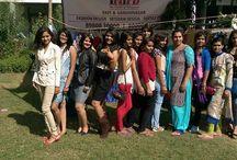 INIFD students fashion show / INIFD students fashion show in Gandhinagar