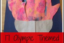 Olympic theme activities / by Renata Sargent