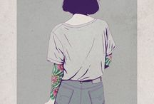 Illustration / by Etienne Chaumont