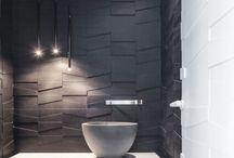 HALF BATH / POWDER ROOM