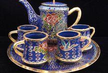 Cloisonne  Teapot / Cloisonne