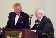 2013 Annual Meeting & Jack Peckinpaugh Award Banquet / 2013 NAIFA-Indiana Annual Meeting & Jack Peckinpaugh Award Banquet, May 7, 2013, Sheraton Hotel, Keystone @ The Crossing, Indianapolis, IN