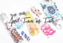 BLOG: Monthly Favorites & Fails / Collection of my monthly favorites posts. Check out and see what products I've been loving and which ones missed the boat. / by Jeanatte Salazar | Mrs. Mosh