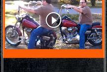 Funny Motorcycle Videos