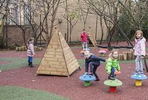 Equipment For Nurseries / Nursery play equipment designed and built to give children freedom, choice and open ended play opportunities.