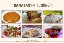 iftar menusu