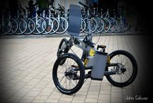 Paastel trike / An innovative idea that i had the chance to promote and communicate!