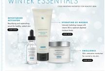Winter cosmetics