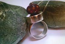 inspiratie edelsmeden / geweldig leuke zilveren sieraden gemaakt door anderen.. ik word er door geïnspireerd!