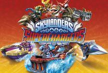 Skylanders supercangers