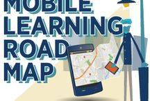 - mobile learning  / by S Houser