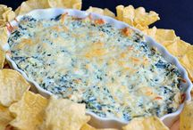 Football Food / Good recipes for Sunday Football gatherings. / by Kari Richards Conklin