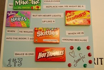 Candy boards