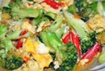 Cara Membuat Resep Masakan Selada Brocoli Telur Lezaat