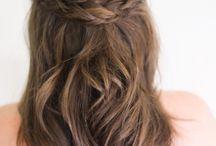 Hair ideas / by Kelly Holliday