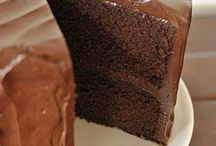Chocolate Chow time / Cakes, slices anything chocolate!