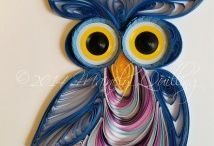 Mainely Quilling's Paper Art Gallery / Original quilled artwork by artist Stacy Bettencourt of Mainely Quilling.