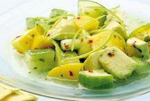 Recipes - Salads / by Heather Michalowski