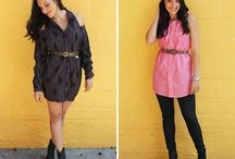 Refashion clothes