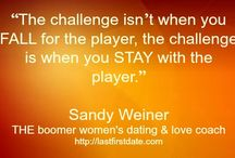 Dating Quotes / Quotes about healthy dating after 40.