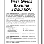 Base-line Evaluations