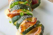 Hassleback Recipes- Yum!
