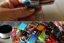 Paper Bags / Candy wrapper bags