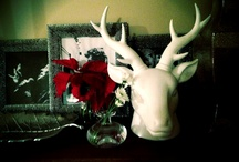 It's beginning to look a lot like... / Decorating my home for the holidays.