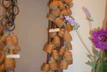 tabacchiere e oggetti in legno