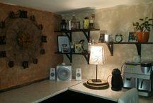 lakás dekoráció Saját Ötletek és megvalósulások:) / óra készítése