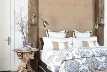 Haus / home : Schlafzimmer / bedroom