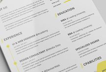 Career-specific resumes / Resume Ideas
