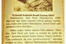 Said Nursi HZ.