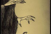 Den mörka sidan / skräck