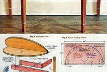 Plans - Furniture, etc