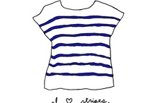 i love stripes / by Karen CyLeung