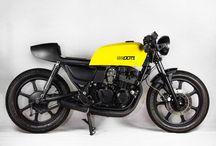 DOT1 / 1986 Kawasaki KZ550 GT