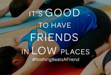 #NothingBeatsaFriend / by lucy Activewear