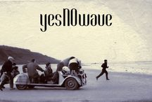 yes NO wave