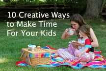 Everyday Family Fun / Projects, games and other activities to do with children