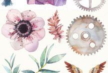 Watercolor tips
