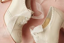 Shoes, shoes and more shoes! / Bridal shoes, some photographed by Sonja and others that I simply  love!