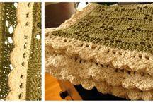 Crochet baby blankets / by Joanie Benninghofen Carter
