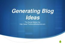 Blogging Tips / by Jeff Sieh