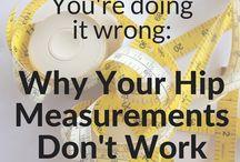 Hip measure