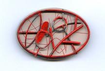 JEWELRY: RED / Il rosso nel gioiello contemporaneo  / by ADN