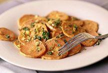 Sweet Potatoes / All kinds of sweet potato recipes!